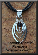 Forged Ripple Pendant 2x3 72dpi wm WB