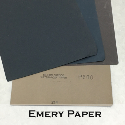 Image of emery paper