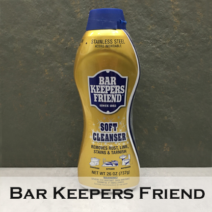 Image of Bar Keepers Friend Soft Cleanser