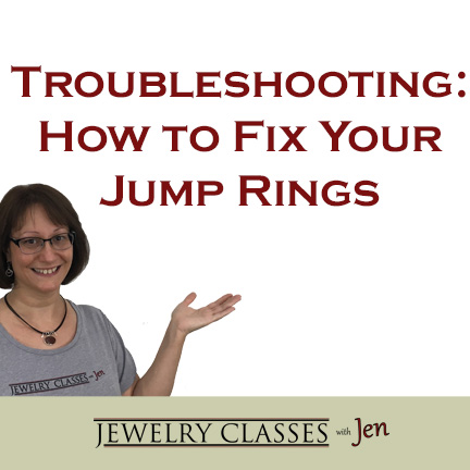 Branded Graphic - Troubleshooting - How to Fix your Jump Rings